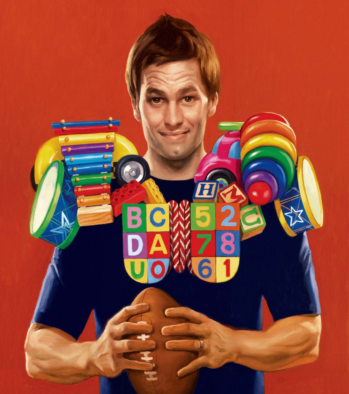 Tom Brady, ESPN the Magazine
