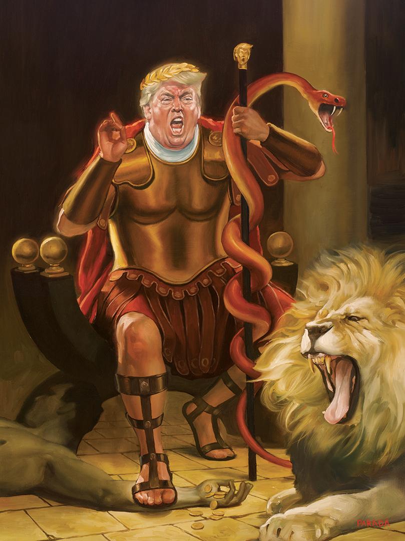 All-American Tyrant