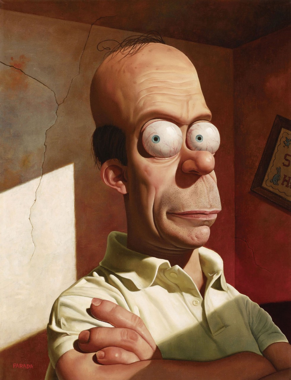 The Real Homer,  Esquire Magazine