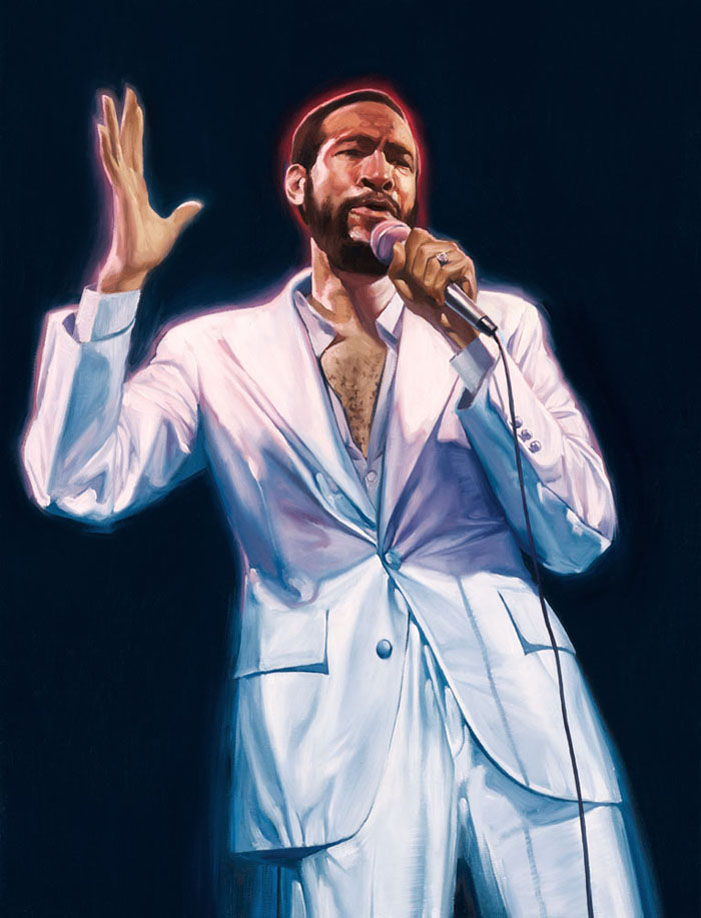 Marvin Gaye,  Rolling Stone Magazine (German Edition)