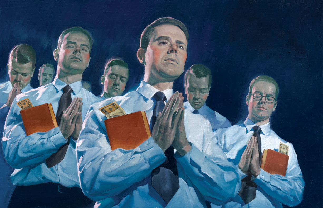 Mormons and Money,  Harpers Magazine