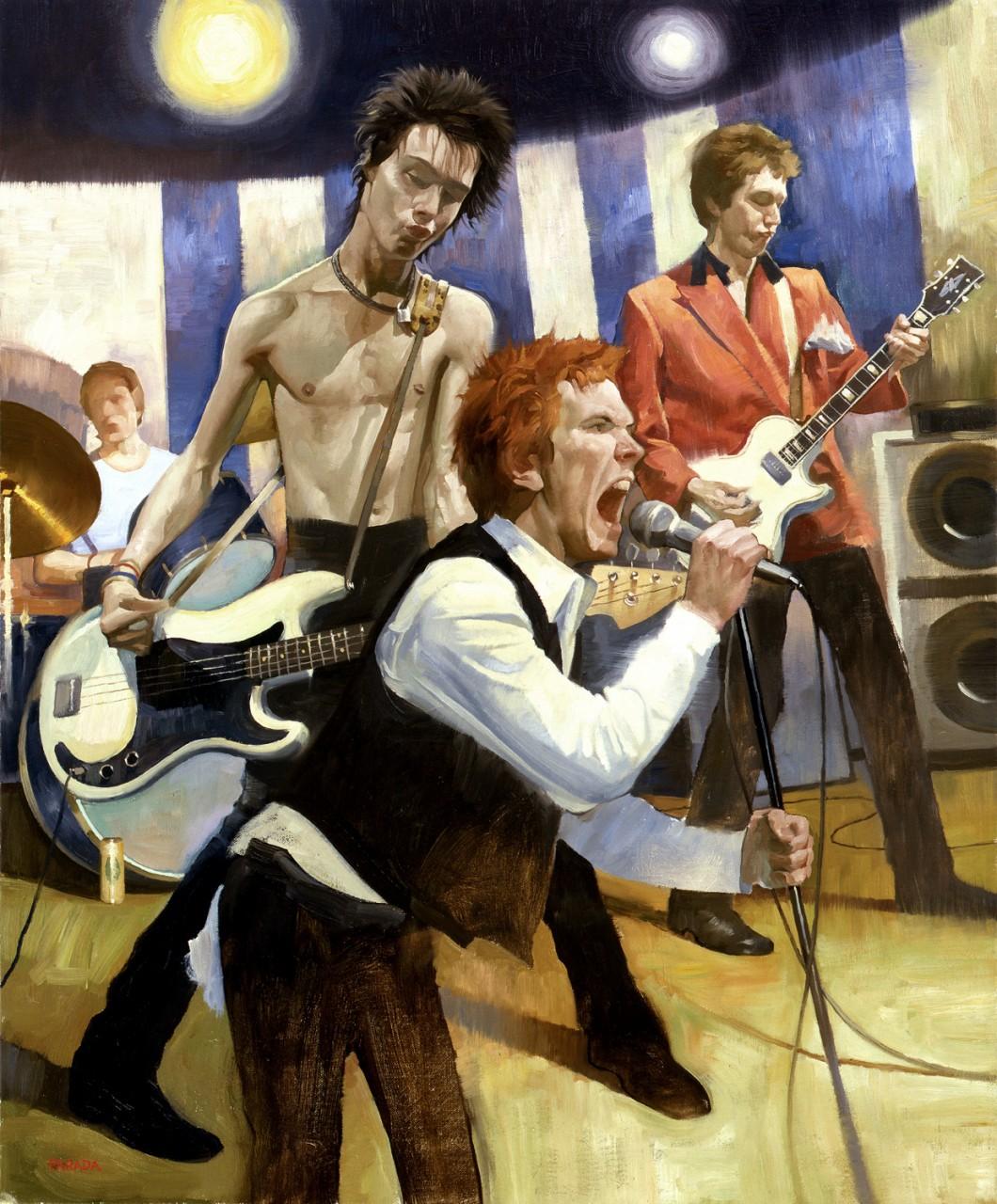 Sex Pistols,  Rolling Stone Magazine