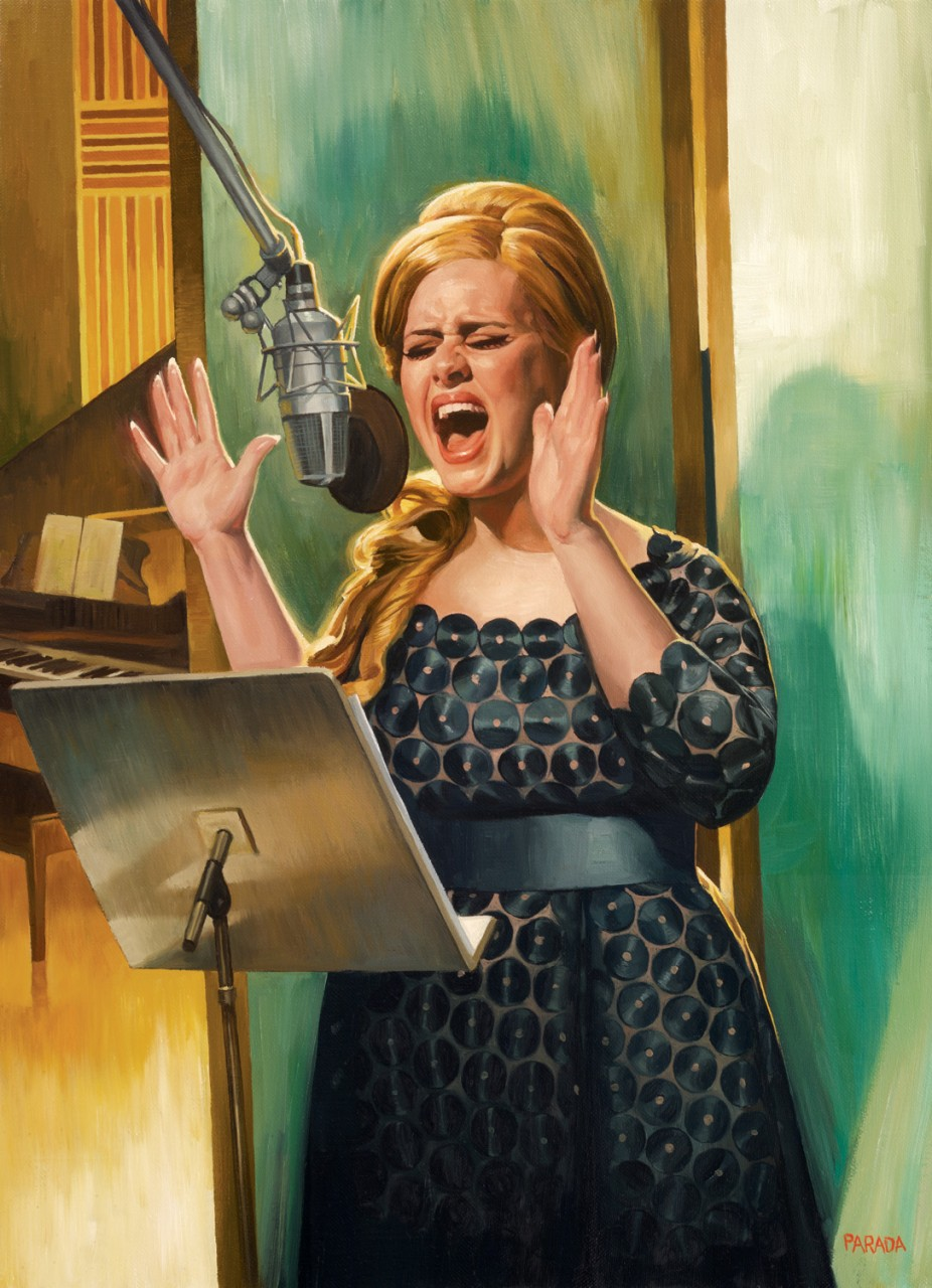Adele,  Entertainment Weekly