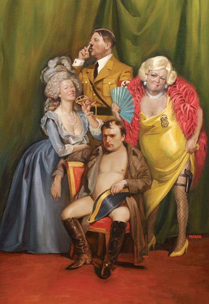 Napoleon's Privates, Harper Collins