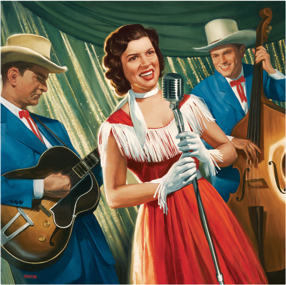 Patsy Cline: Legends, Icons and Rebels,  Tundra Books