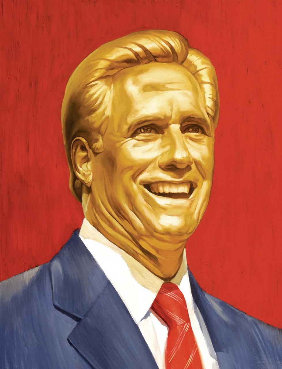 Mitt Romney's Rich Problem