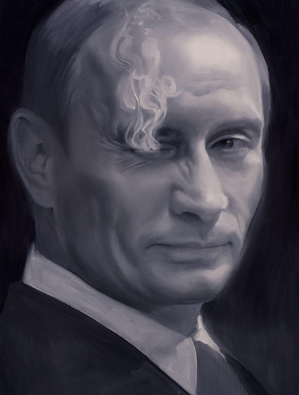 Putin Smoke