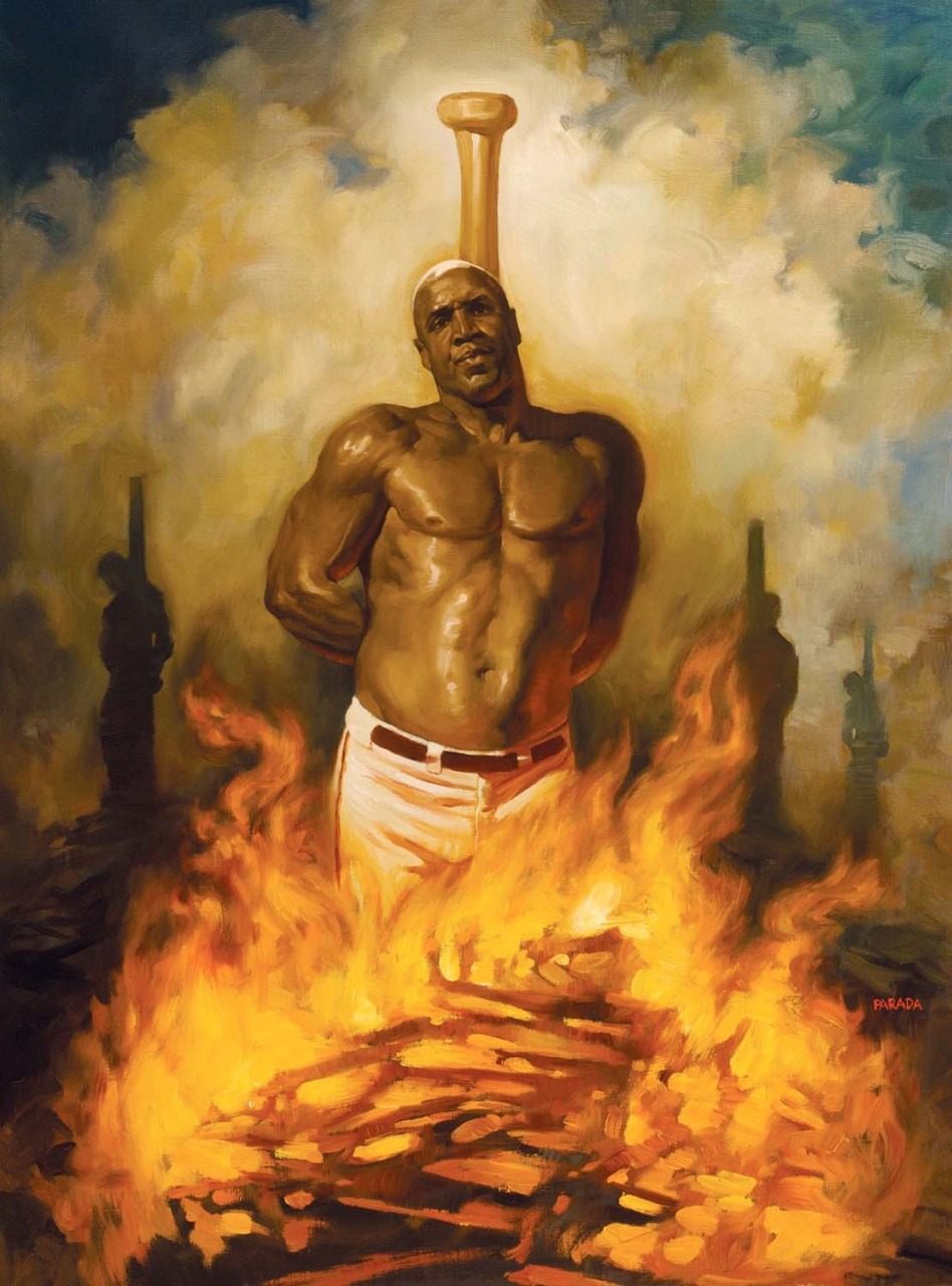 The Persecution of Barry Bonds,  Playboy Magazine