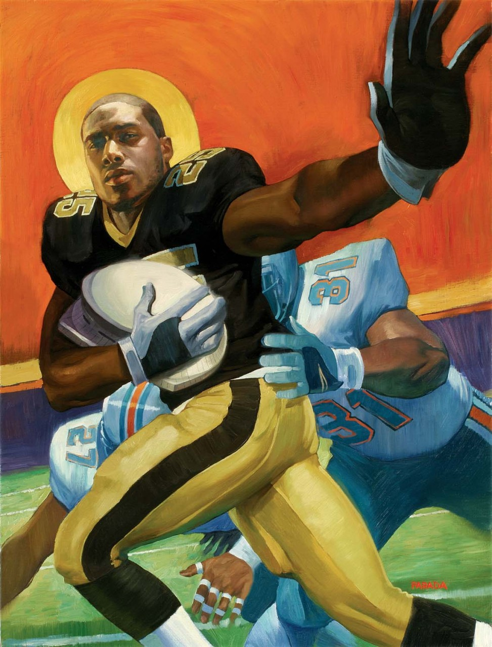 Reggie Bush,  King Magazine