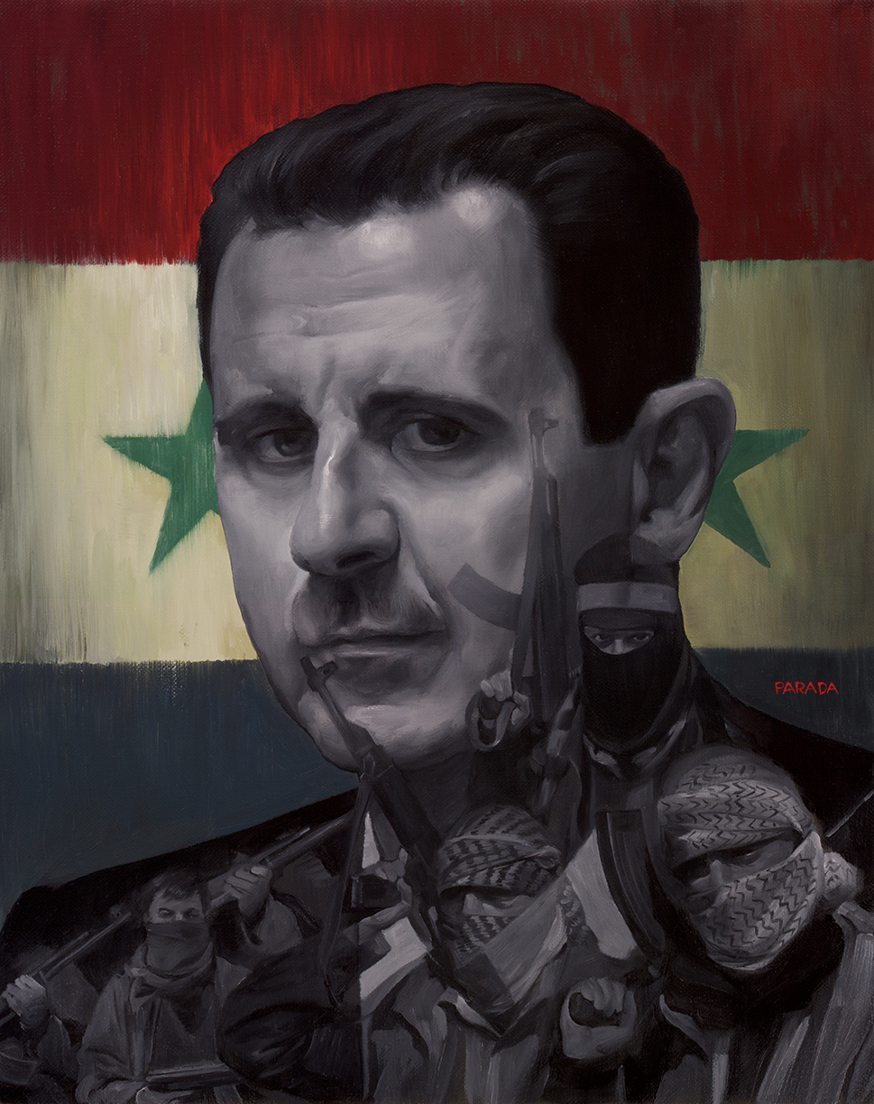 Assad And The Syrian Civil War